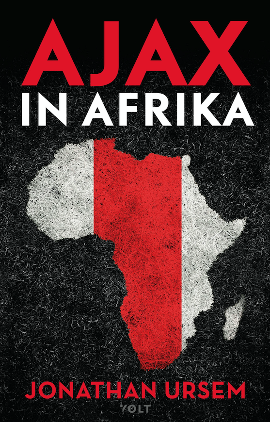 Ajax in Afrika cover
